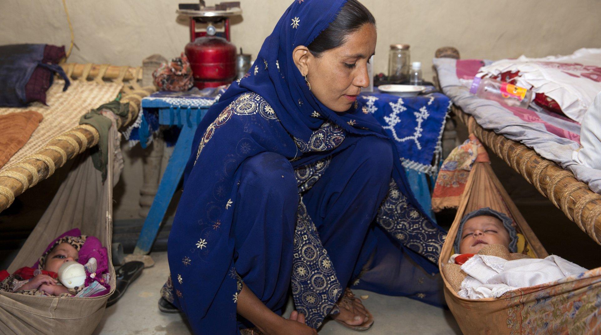 Pashtun Women – second-class citizens – Visa pour l'image