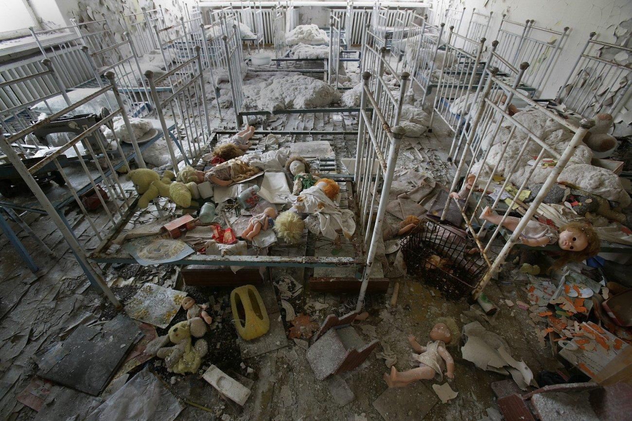 L Ombre Indelebile De Tchernobyl Visa Pour L Image
